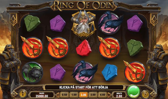Ring of Odin bild