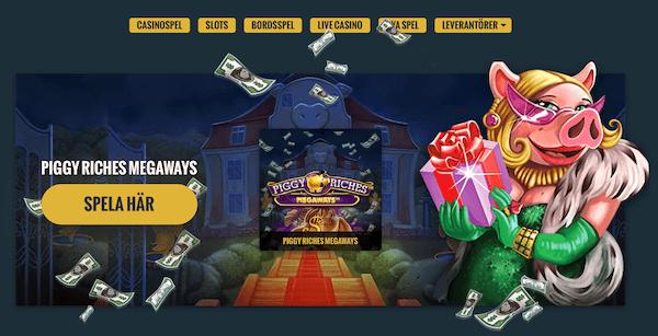 Bild från no account casino