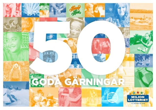 50 goda gärningar